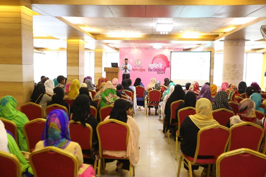 RFL Gas stove womens program