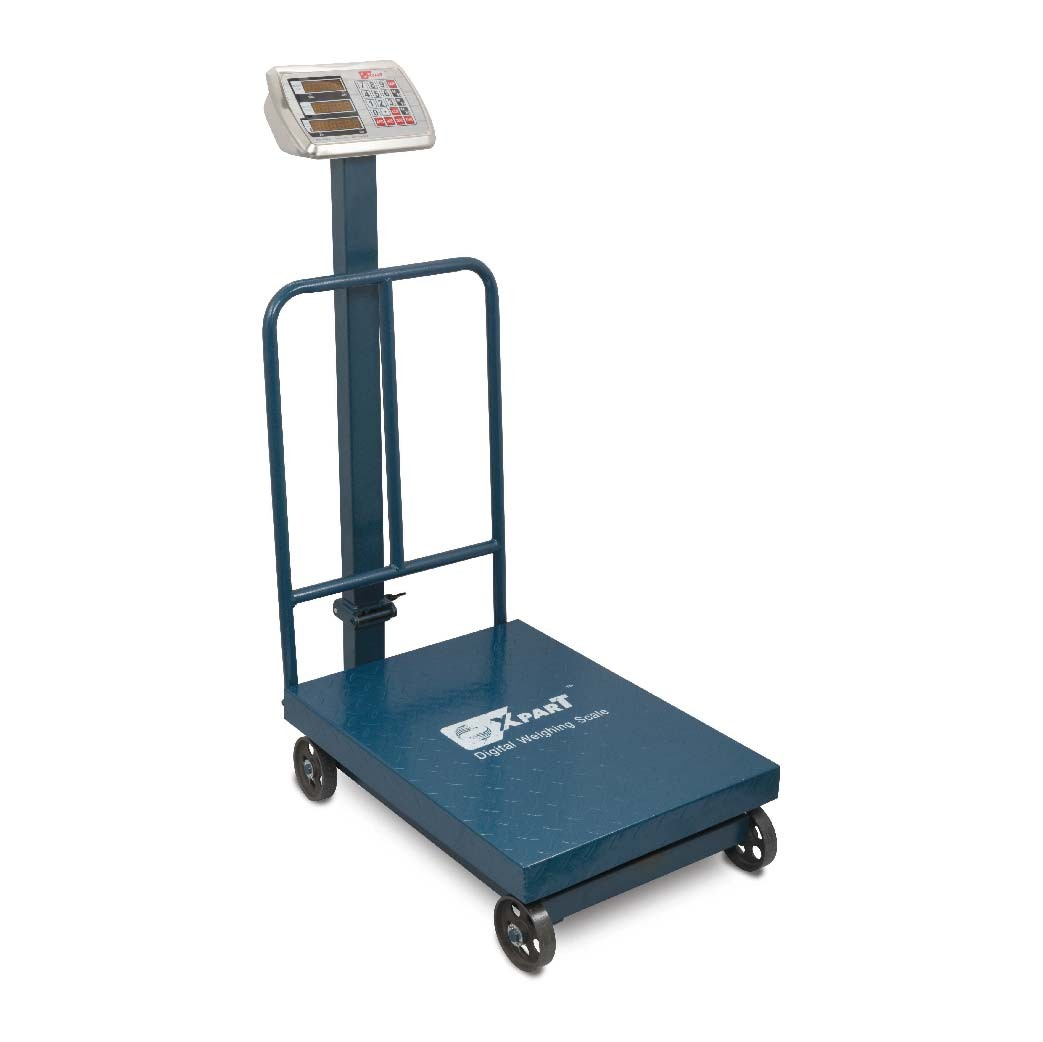 WEIGHING SCALE 200KG-XPART (MSFolding with Wheel)